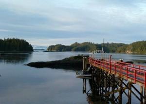 Gilford Island Welcomes You