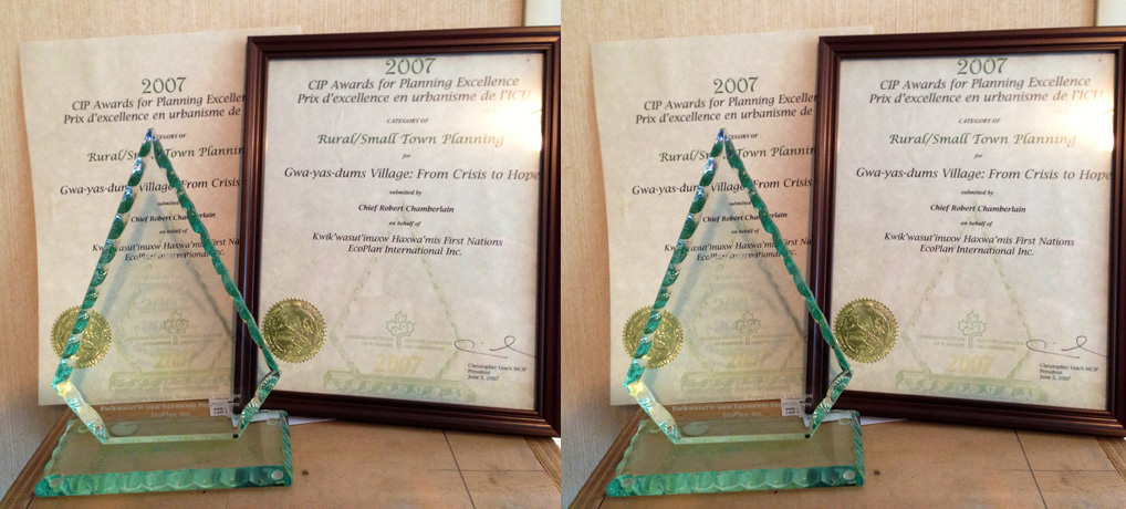 Canadian Institute of Planners Award